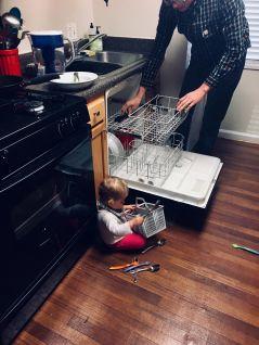 Evie Helping